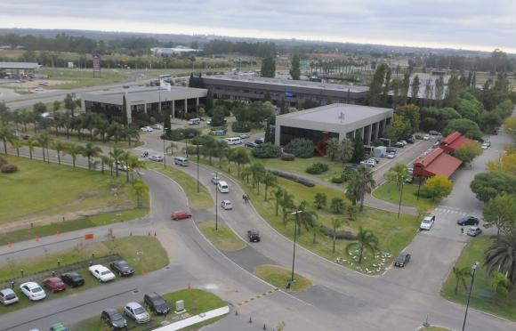 Zonas francas: Zonamerica es la mayor de las 12 que operan. Foto: A. Colmegna