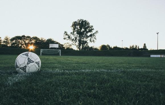 Foto de fútbol genérica