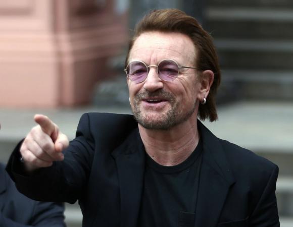 Bono en Buenos Aires