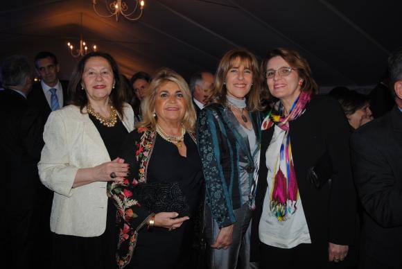 Eloisa Legnani, Jackie Campomar, Beatriz Methol, Ekaterina Labetskaya.