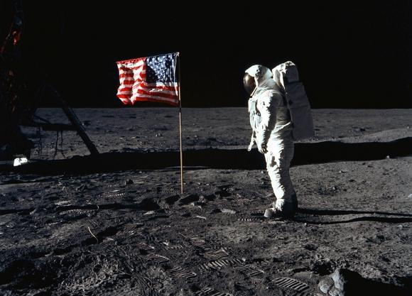 El Tratado de 1967 establece los principios fundamentales del derecho espacial. Foto: AFP