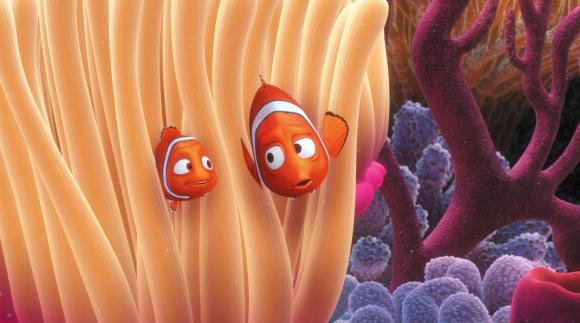 Nemo y Marlín