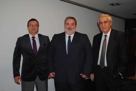 Rodolfo y Eduardo Cuñarro, Marcelino Misa.