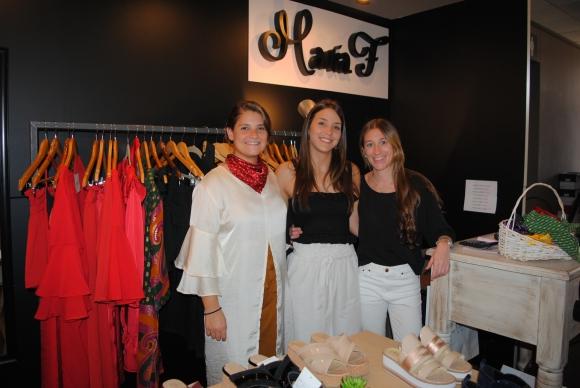 María Paz Silveira, María Fitipaldi, Magdalena Sánchez