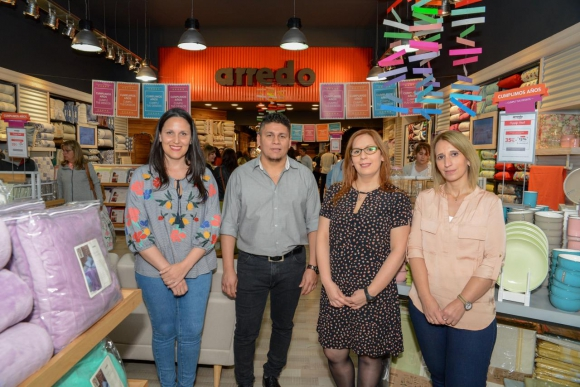 Natalia Izquierdo, Gustavo Agüero, Alejandra Ríos, Yanebel Pereira.