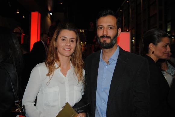 Gabriela Saravia, Pablo Nessi.
