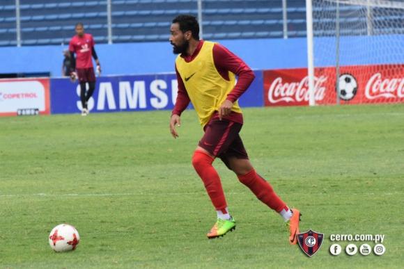 Nueva lesión de Palito Pereira — Cerro