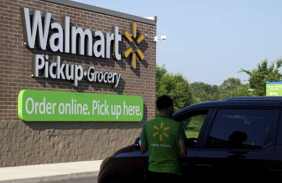 Walmart pone sus fichas en el servicio de pick-up de alimentos - El ...