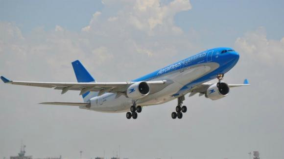 Foto: Aerolíneas Argentinas.