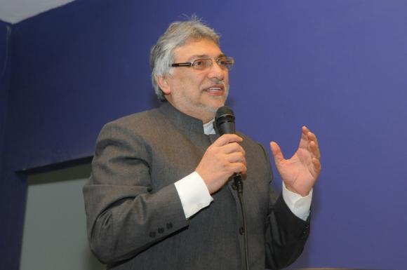 Fernando Lugo, expresidente de Paraguay, en 2012. Foto: Ariel Colmegna.