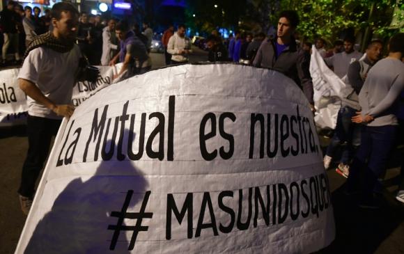 Colectivo mas unidos que nunca. Foto: Fernando Ponzetto