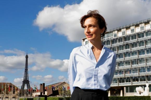 La exministra francesa consiguió 30 votos sobre 28. Foto: Reuters