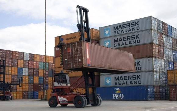 En lo que va del año, las 10 principales empresas que vendan al exterior el 31% de las exportaciones. Foto: Archivo
