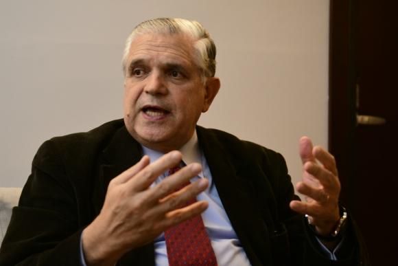 Ricardo López Murphy. Foto: Marcelo Bonjour