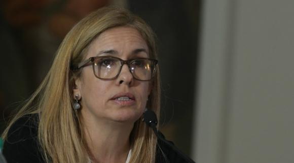 Marta Jara. Foto: archivo El País