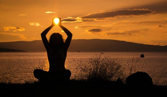 Meditación. Foto: Pixabay