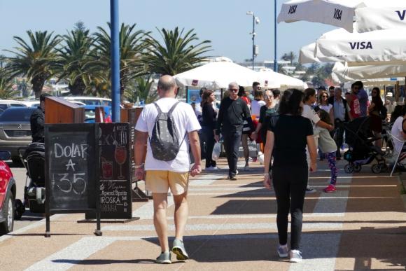 Beneficios: restaurantes ofrecieron descuentos a los extranjeros. Foto: R. Figueredo