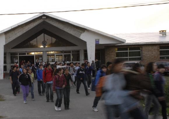 Pese a baja de egresos de Primaria, liceos están notando una suba de la matrícula. Foto: Archivo