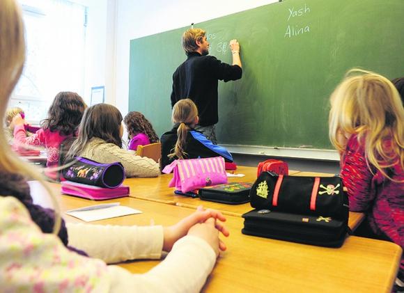 Aprendizaje: es más valiosa la enseñanza presencial. Foto: AFP