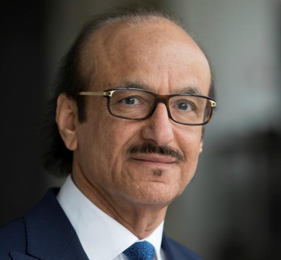 Mahmoud Fikri, el director regional de la OMS que murió durante el viaje a Uruguay. Foto: OMS.