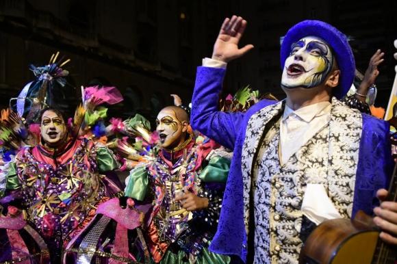 Carnaval 2017. Foto: Marcelo Bonjour