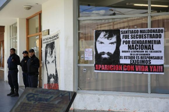 Argentina pendiente de la identidad del cadáver. Foto: La Nación /GDA