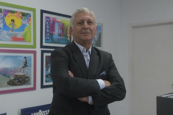 Rodolfo Catino, empresario y dirigente de Peñarol
