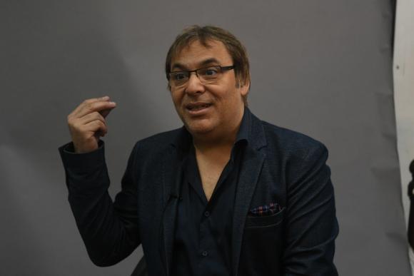 Gabriel Rolón. Foto: Ariel Colmegna