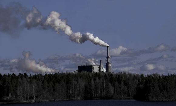 Una de cada seis muertes a nivel mundial es causada por la polución. Foto: Reuters