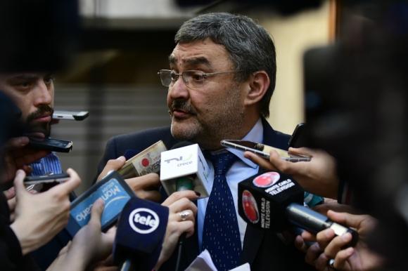 Luis Enrique Gallo. Foto: Marcelo Bonjour
