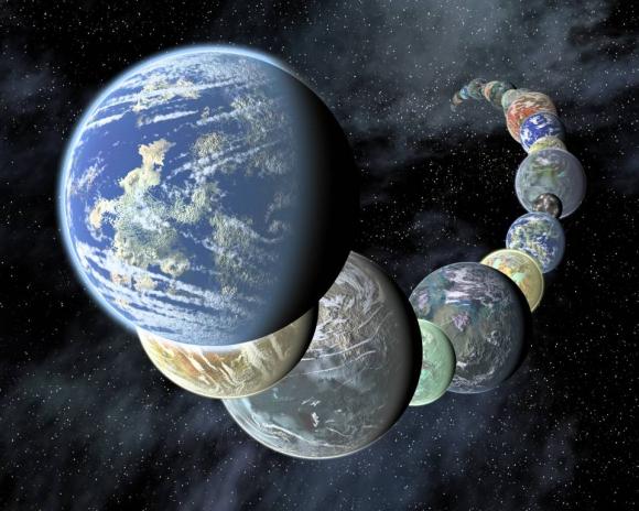 Planetas: Foto: NASA/JPL-Caltech/R. Hurt (SSC-Caltech)