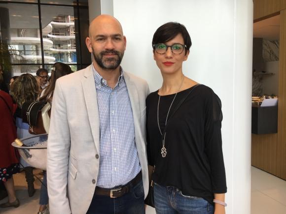 Daniel Pakciarz, Caterina Purrazzella.