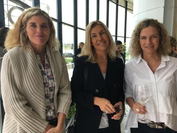 Florencia Bono, Ana Inés Kaminski, Opi Rubio.