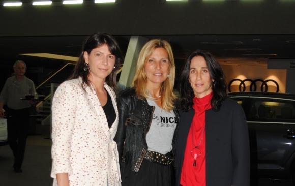 Sofía Rodríguez, Verónica García Mansilla, Karen Szwarcfiter.