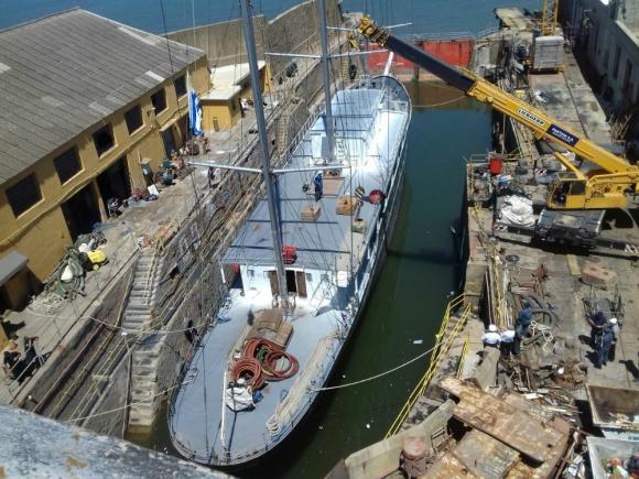 El Capitán Miranda, construido en 1930, recibió varias transformaciones funcionales. Foto: El País