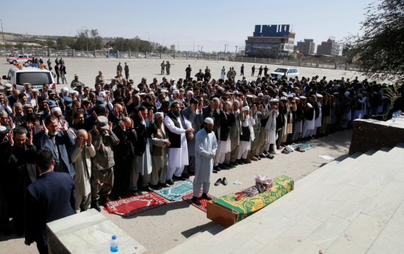 Atentados: hubo varios ataques a pesquitas en Afganistán. Foto: EFE