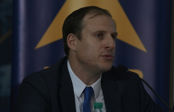 Ignacio Horvath. gerente general de Ancap. Foto: A. Colmegna