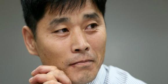 Sammy Hyun, soldado norcoreano que logró huir de su país. Foto: El Tiempo | GDA