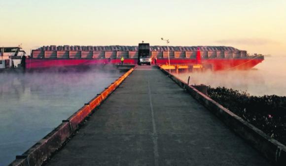 Río Uruguay: ese pujante costado económico del país