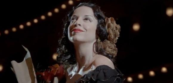 Mercedes Funes como Tita Merello