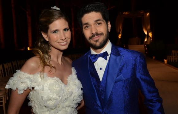 Natalie Yoffe y Andrés Ojeda. Foto: Ruben Oroz