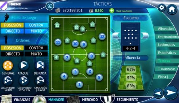 PC Fútbol 18. Foto: Captura