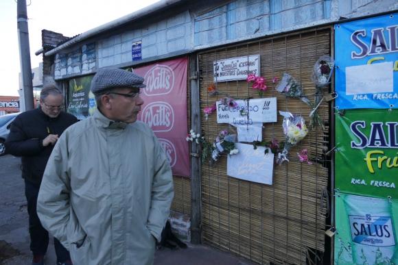 """Comerciantes dice que se instaló """"pena de muerte"""" a los trabajadores. Foto: R. Figeuredo"""