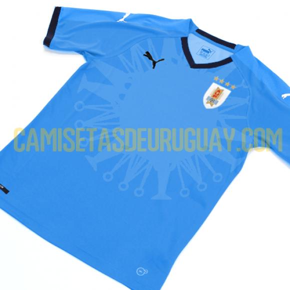 Foto: Camisetas de Uruguay