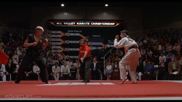 Karate Kid 1984