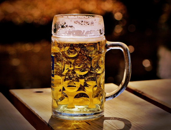 Cerveza. Foto: Pixabay