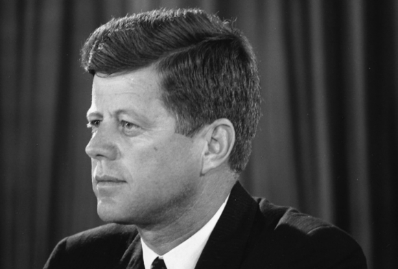 John F. Kennedy. Foto: Flickr