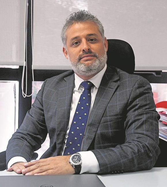 Nelson Montoya, country manager de Adecco Uruguay