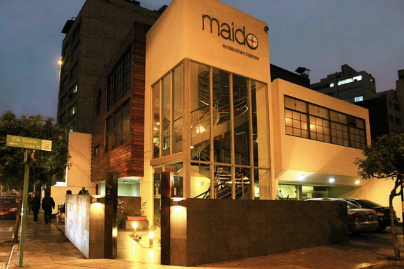 Maido, el mejor restaurante de Latinoamérica