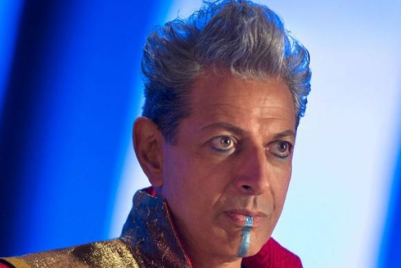 Jeff Goldblum también se suma a la saga de superhéroes. Foto: Difusión